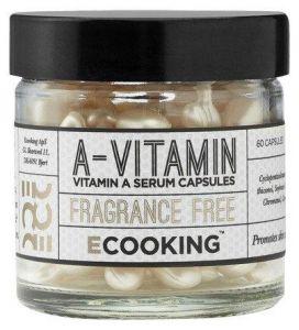 Ecooking Vitamin A Serum Capsules