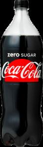 Coca Cola Zero 1,5 L