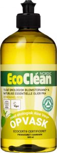 Eco Clean Nordic Opvask Lemon