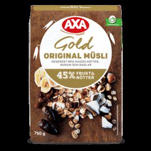 AXA Gold Original Muesli