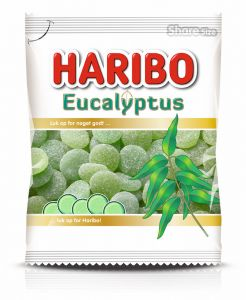 Haribo Eucalyptus