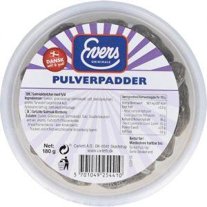 Evers Pulverpadder