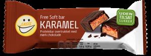 Easis Dark Chocolate Caramel Protein Bar