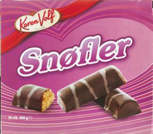 Karen Volf Snøfler 0,6 kg