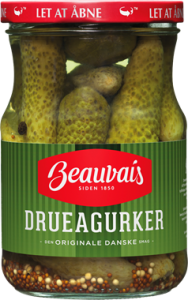 Beauvais Pickled Whole Gherkins