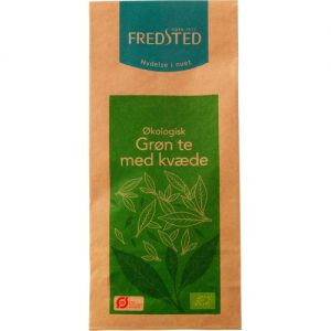 Fredsted Organic Green Tea Quince