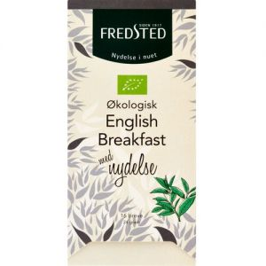 Fredsted Organic English Breakfast Tea