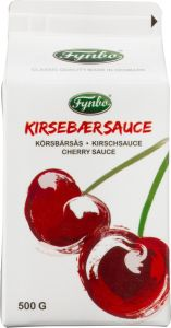 Fynbo Cherry Sauce