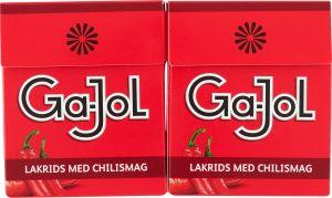 Ga-Jol Liquorice & Chili 2-pack