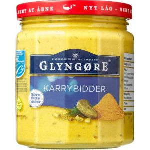Glyngøre Curry Bites 0,45 kg