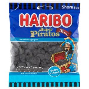 Haribo Super Piratos Mini