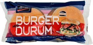 Hatting Burger Buns With Durum