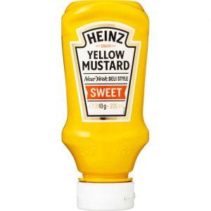 Heinz Yellow Mustard Sweet