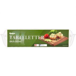 Humlum Organic Tartlets