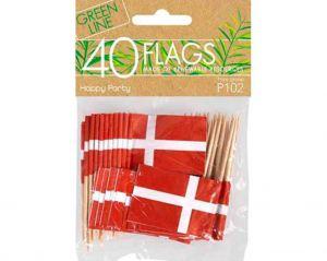 Danish Toothpick Flags