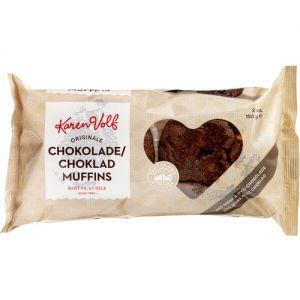 Karen Volf Chocolate Muffins