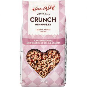 Karen Volf Crunch med Hindbær
