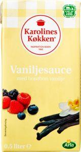 Arla Karolines Køkken Vanilla Sauce