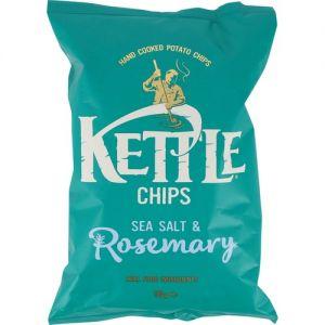 Kettle Chips Sea Salt & Rosemary