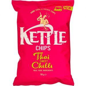 Kettle Chips Thai Sweet Chilli