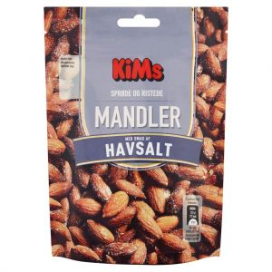 KiMs Havsalt Mandler