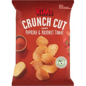 KiMs Crunch Cut Pepper & Spicy Tomato