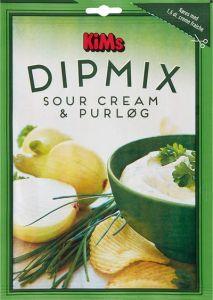 KiMs Dip Mix Sour Cream & Purløg