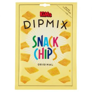 KiMs Dip Mix Snack Chips Original