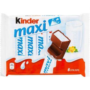 Kinder Maxi 6 pieces