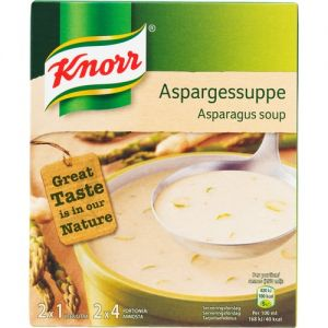 Knorr Asparges Suppe