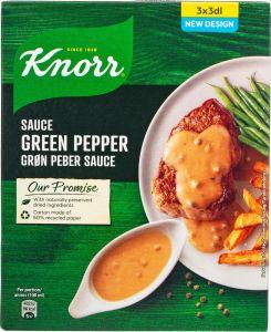 Knorr Green Peber Sauce