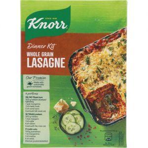 Knorr Fuldkorns Lasagne