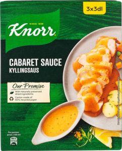 Knorr Cabaret Sauce