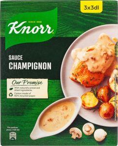 Knorr Mushroom Sauce