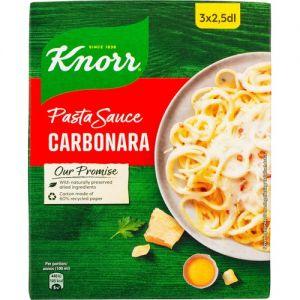 Knorr Pasta Sauce Carbonara