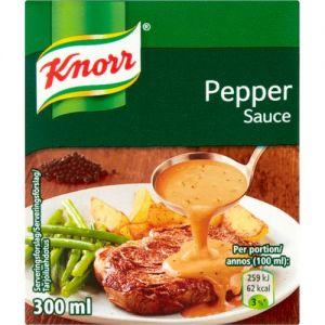 Knorr Peber Sauce Klar til Servering