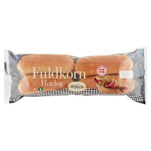 Kohberg Fuldkorn Hotdog Brød
