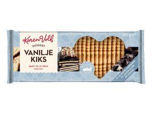 Karen Volf Vanilla Biscuits