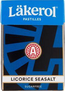 Läkerol Liquorice & Sea Salt 0,075 kg