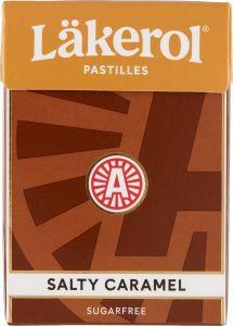 Läkerol Pastilles Salty Caramel 0,075 kg