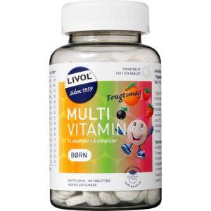 Livol Multivitamin Kids Fruit