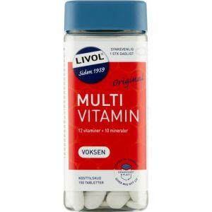 Livol Multivitamin Adult