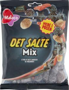 Malaco Det Salte Mix 0,175 kg