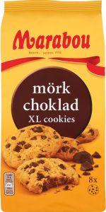 Marabou Dark Chocolate XL Cookies