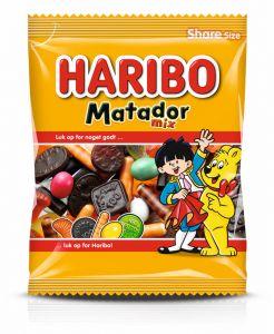 Haribo Matador Mix 0,12 kg