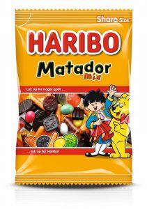 Haribo Matador Mix 0,375 kg