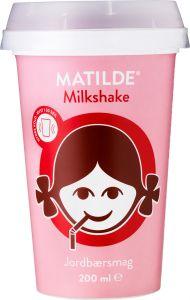 Matilde Strawberry Milkshake