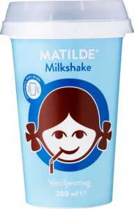 Matilde Vanilla Milkshake