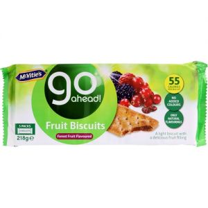 McVitie's Go Ahead Forest Fruit Biscuits