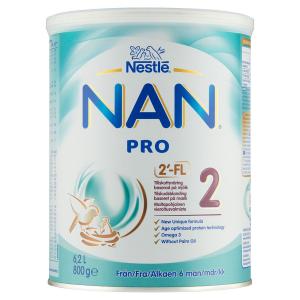 Nestlé NAN Pro 2 Milk Formula 6+ Months